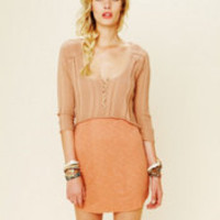 FP Beach 2 Step Dress at Free People Clothing Boutique