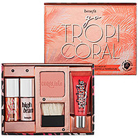 Benefit Cosmetics Go TropiCORAL Lip & Cheek Kit: Combination Sets | Sephora
