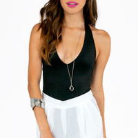 Halt and Bothered Bodysuit $23