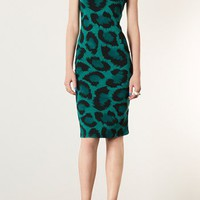Topshop Back Cut Out Body-Con Dress | Nordstrom