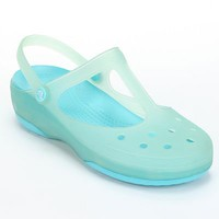 Crocs Everleigh Mary Jane Clogs - Women
