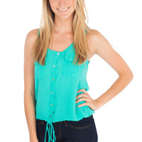Freebird At The Hip Top Womens Tops - Womens Tank Tops - Womens Blouses - Womens Casual Tops - Dressy Tops from For Elyse