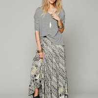 Free People FP ONE Banjara Print Maxi