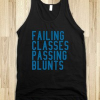 Failing Classes, Passing Blunts - Disparate Youth