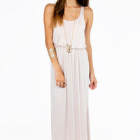 Driving Racerback Maxi Dress $30