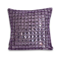 Bernice Pillow - Amethyst Purple