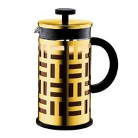 Amazon.com: Bodum EILEEN 8-Cup French Press Coffee Maker - Gold: Kitchen & Dining