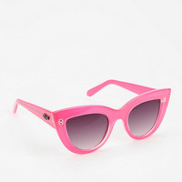Quay Kittie Cat-Eye Sunglasses-