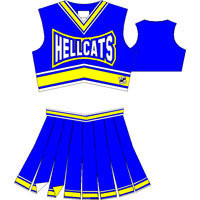 Halloween Costumes & Famous Cheerleader Uniforms