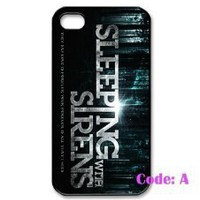 Amazon.com: NEW Various Sleeping With Sirens Iphone 5 Case Cover New Design,best Iphone Case diycellphone Store: Cell Phones & Accessories