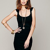 Free People Cross My Heart Bodycon