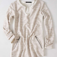 Anthropologie - Transverse Zipper Tunic