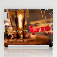 let's fly away... iPad Case by Ann B.