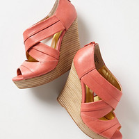 Unwrapped Wedges