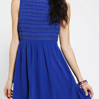Ladakh Dream Lover Cutout Dress