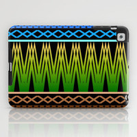 Fields of Grain iPad Case by Lyle Hatch