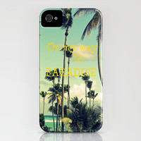On my way to Paradise iPhone & iPod Case by Irène Sneddon