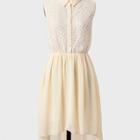 Whimsy Eyelet Dress By Pink Martini