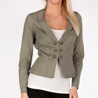 Stoosh Juniors Military Blazer at Von Maur