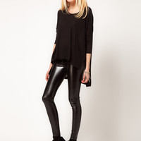 LnA Lisbeth Legging at asos.com