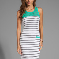 Milly May Knits Mia Dress in Aqua from REVOLVEclothing.com