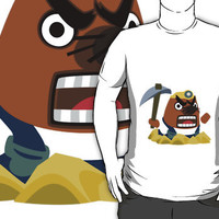 Mr. Resetti - Animal Crossing by tanzelt