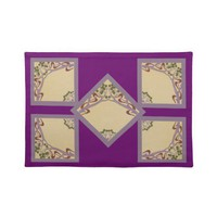Art Nouveau Placemats from Zazzle.com