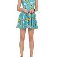 Hell Bunny Sunrise Mini Dress | Hot Topic