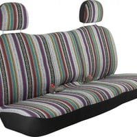 Baja Blanket Bench Style Back Car Seat Cover