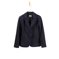 PIQUÉ BLAZER - Jackets - Girl - Kids | ZARA United States