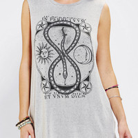 Truly Madly Deeply Eternal Snake Muscle Tee