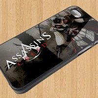 Assasin's Creed 2 Iphone case for Iphone Case 4 4S sm951