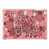 Funky Flamingo Art Case For The iPad Mini from Zazzle.com