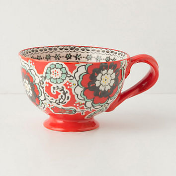 Elka Mug by Anthropologie