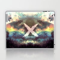 X Marks The Spot Laptop & iPad Skin by Ben Geiger