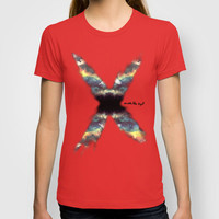 X Marks The Spot T-shirt by Ben Geiger