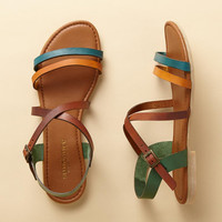 BEACH BOULEVARD SANDALS         -                  Swim         -                  Women                       | Robert Redford's Sundance Catalog