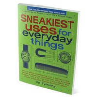 ThinkGeek :: Sneakiest Uses for Everyday Things
