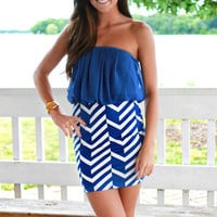 Wave Crush Dress