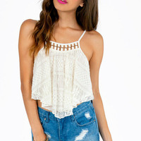 Portia Crop Tank Top $29