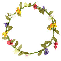 Wild Flower Garland - New In This Week - New In - Topshop