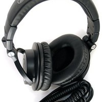 Audio-Technica ATH-M50 (Coiled Cable)