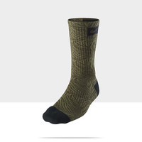 Check it out. I found this Nike Tiger Stripe Skate Crew Socks at Nike online.