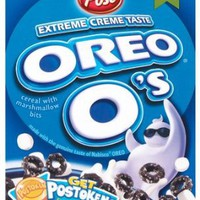 Oreo O's Cereal: Amazon.com: Grocery & Gourmet Food