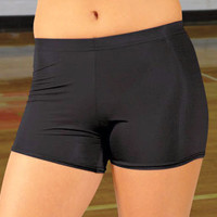 Women's Volleyball X-Dri Performance Compression Spandex Shorts in 7 Colors!