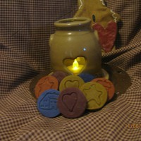 NEW Primi Primitive Button Tarts Wax Melts By The Gingerbread Cupboard