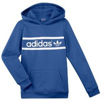 Adidas K LOGO HOOD [COLLROYAL/COLLROYAL/WHITE] (S) : Amazon.com : Sports & Outdoors