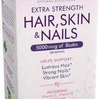Nature's Bounty Extra Strength Hair Skin Nails, 150 Count:Amazon:Health & Personal Care
