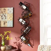 Cube Wall Mount Wine Storage | Bar| Kitchen &amp; Dining | World Market