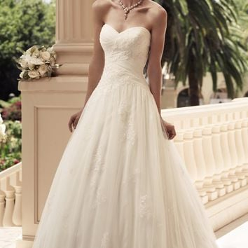 Casablanca Bridal 2108 Dress - MissesDressy.com